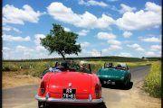 classic car tours