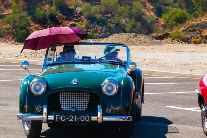 passeio de carros clássicos 2013