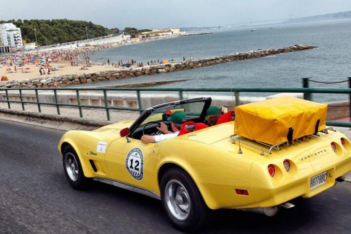 passeio de carros clássicos 2015