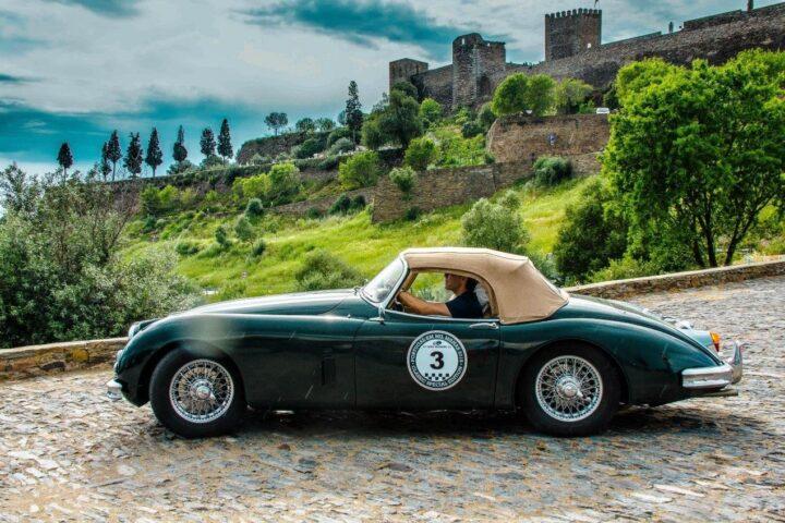 passeio de carros clássicos 2018